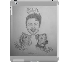 Olan Rogers and Friends iPad Case/Skin