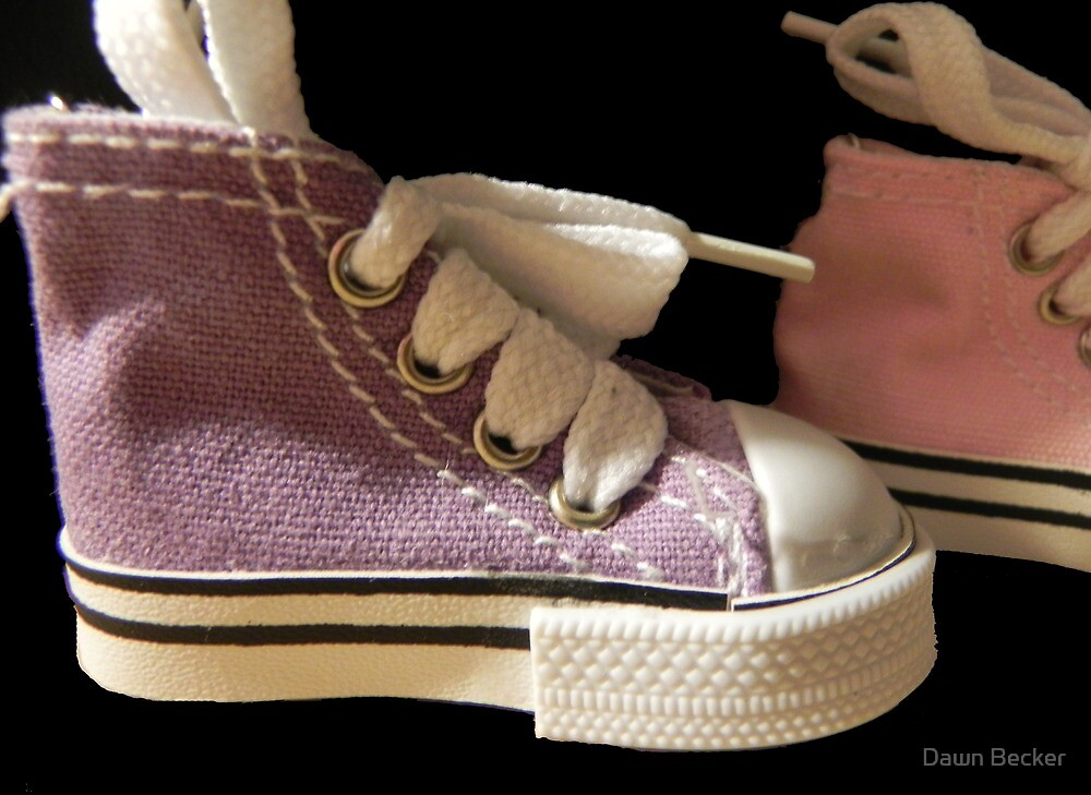 Walk in my Converse!!! ©  by Dawn M. Becker