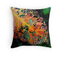 Mother Nature doodles #1 Throw Pillow