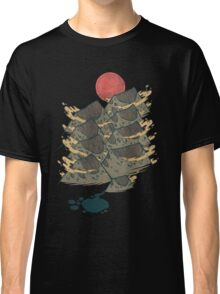 There's Chocolate in Those Mountains Classic T-Shirt