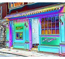 Rainbow Street... Photographic Print
