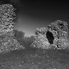 Thurnham Castle Gatehouse by brianfuller75