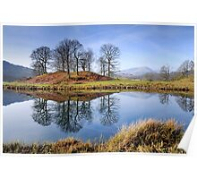 The Lake District - River Brathay Poster