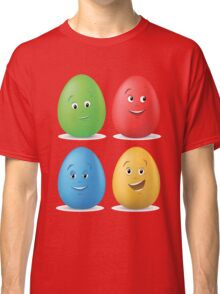 funny easter egg Classic T-Shirt