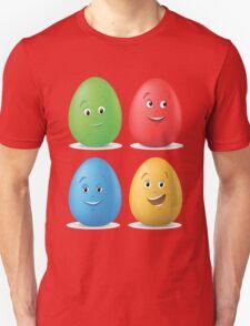 funny easter egg Unisex T-Shirt