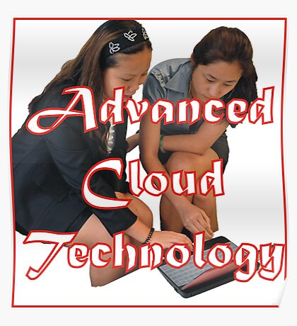 Advanced Cloud Technology Poster