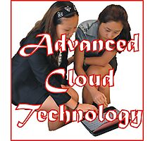 Advanced Cloud Technology Photographic Print