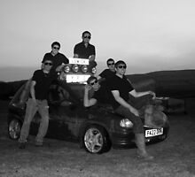 Lowick Young Farmers do Grease by Clare Gelderd