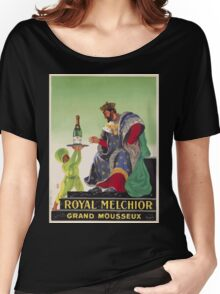 Leonetto Cappiello Affiche Royal Melchior Women's Relaxed Fit T-Shirt