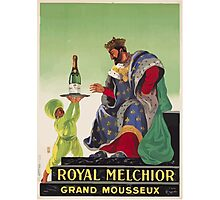 Leonetto Cappiello Affiche Royal Melchior Photographic Print