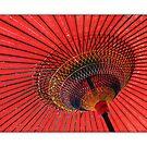 Kyoto Umbrella by prbimages