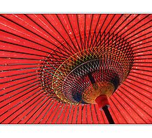 Kyoto Umbrella by prbimages