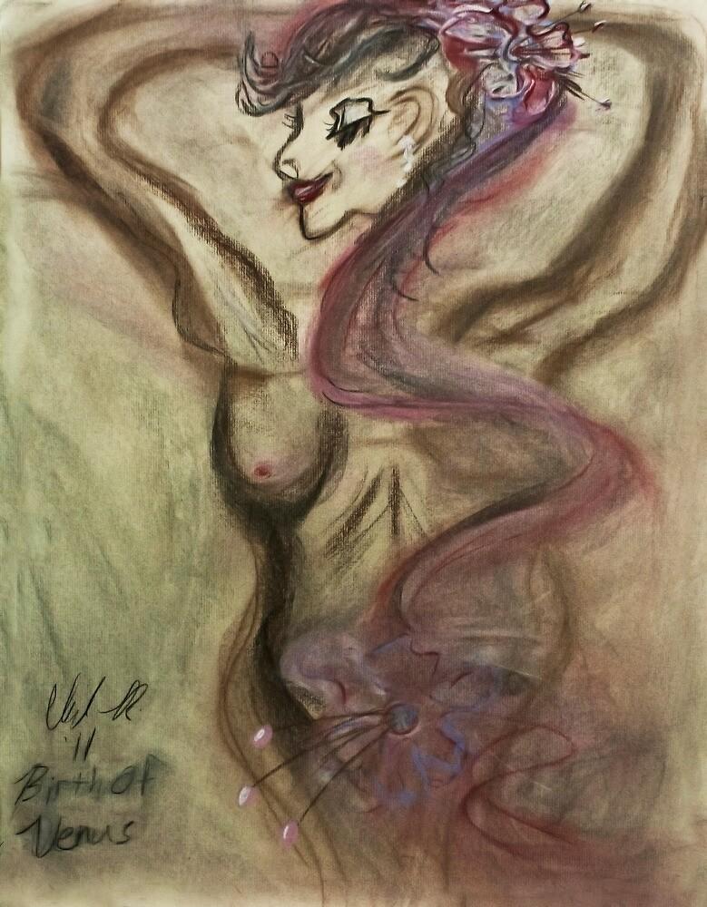 The Birth of Venus by Christina Rodriguez