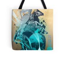 The White King's Knight Tote Bag