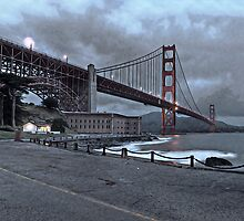 Golden Gate Graphic Novel by Blake Rudis