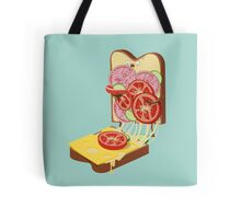 The accident Tote Bag