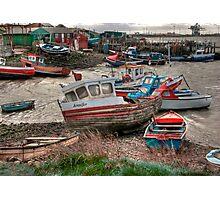 The Boat - Jennifer Photographic Print