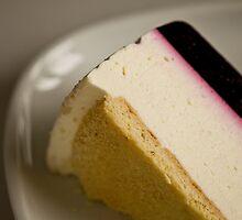 Piece of cake by Jouko Mikkola