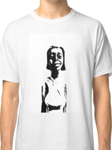 Old abstract statue Classic T-Shirt