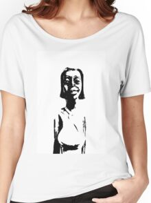 Old abstract statue Women's Relaxed Fit T-Shirt