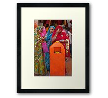 Religious Faith Framed Print