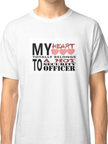 My Heart Belongs - Security Classic T-Shirt