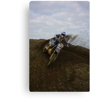 chris lawson 101  Canvas Print