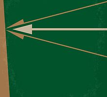 No237 My Robin Hood minimal movie poster by JinYong