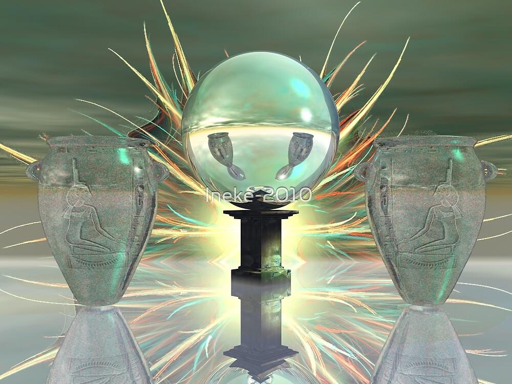 Awaken The Goddess by Ineke-2010