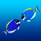 Surgeon fishes by Nasko .