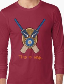 India Cricket - This is War Long Sleeve T-Shirt