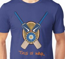 India Cricket - This is War Unisex T-Shirt