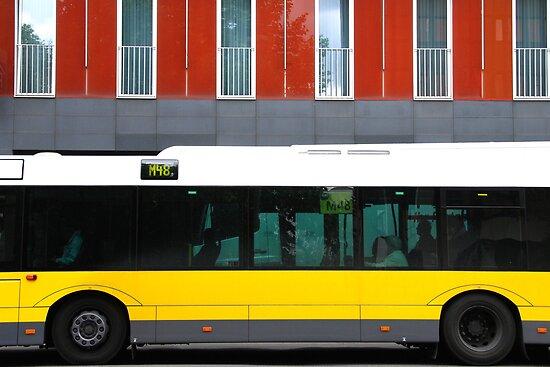 Berlin - M48. by Jean-Luc Rollier