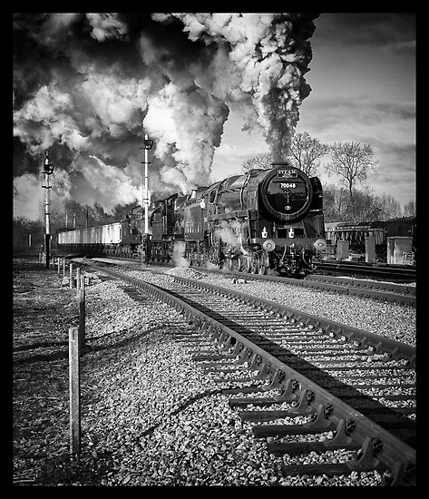 Steam Dreams by macfotography