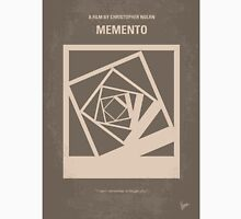 No243 My Memento minimal movie poster Unisex T-Shirt