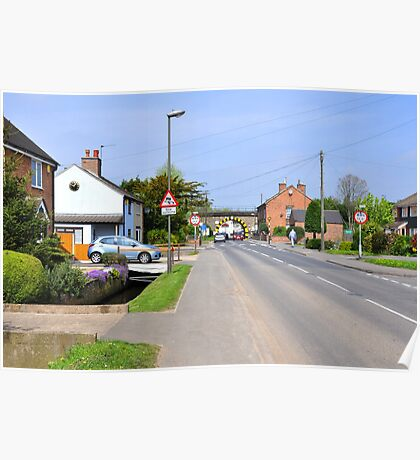 Repton Road, Willington Poster