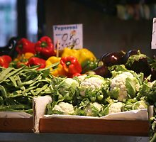 Fresh Produce by phil decocco