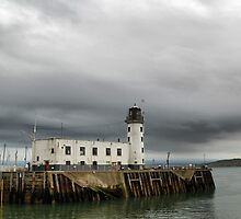 Scarborough Lighthouse by StephenRB