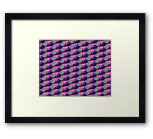 Count my Scales Framed Print