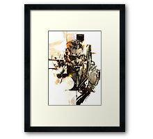 Metal Gear Solid V - The Phantom Pain - Collector Framed Print