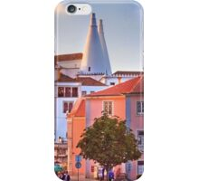 sintra sunset iPhone Case/Skin