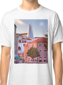 sintra sunset Classic T-Shirt