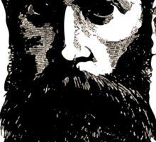 Georges Lafosse Henri Tolain Sticker