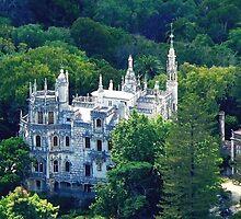 Quinta da Regaleira. Sintra by terezadelpilar~ art & architecture