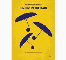 No254 My SINGIN IN THE RAIN minimal movie poster T-Shirt