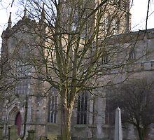 Dunfermline Abbey. by Carla Maloco