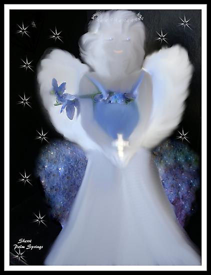 MY EASTER ARIES ANGEL!!!!!!!!......      by Sherri     Nicholas
