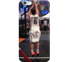 JHutch jump shot iPhone Case/Skin