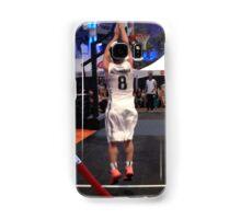 JHutch jump shot Samsung Galaxy Case/Skin