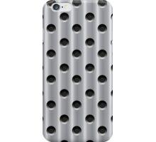 METAL SCREWHOLES iPhone Case/Skin